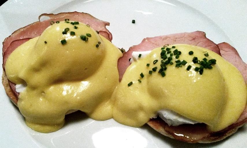 Huevos a la Benedictine Ceto
