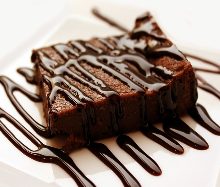 Tarta de Chocolate Ceto Sencilla