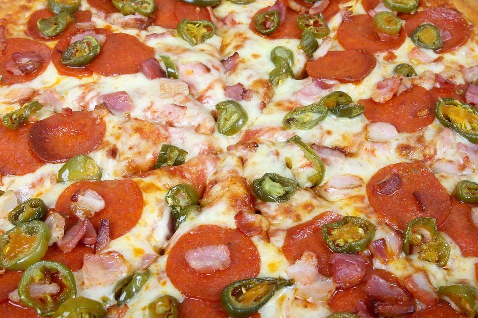 Torti-Pizza al gusto