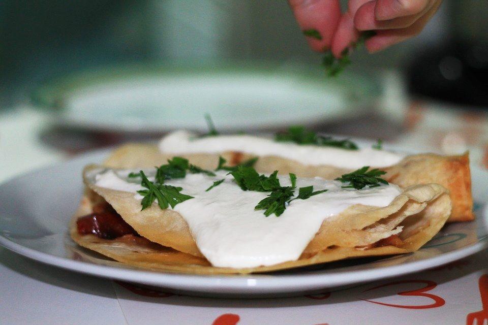 Tortitas Mexicanas con Harina de Almendras