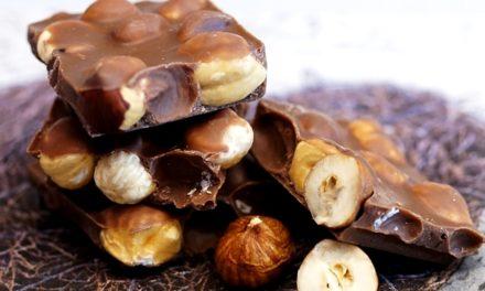 Chocolatinas con Sal y Frutos Secos